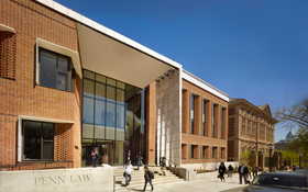 UPENN Golkin Hall Law School Addition
