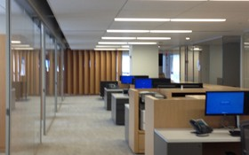 Janney Montgomery Scott HQ Fit-Out