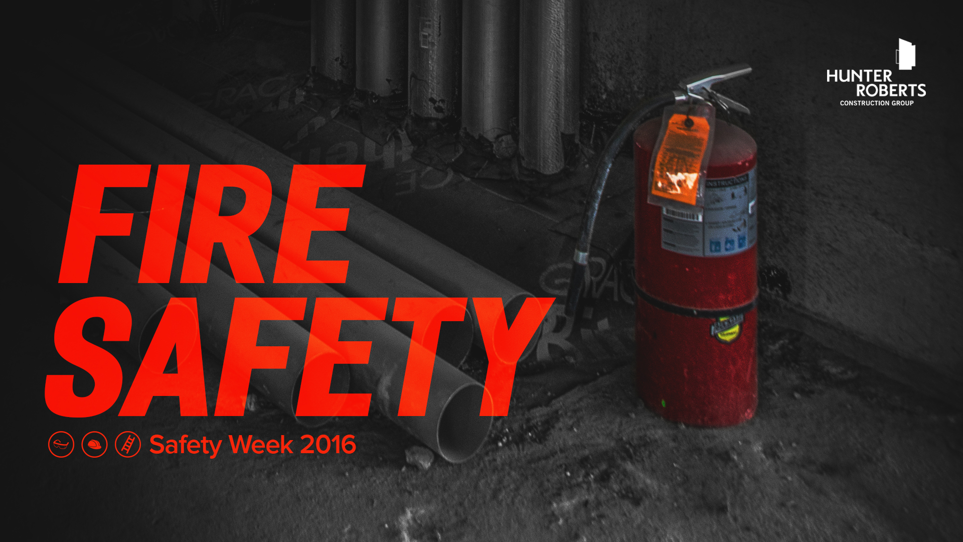 Safety Week 2016 Fire Safety Hunter Roberts