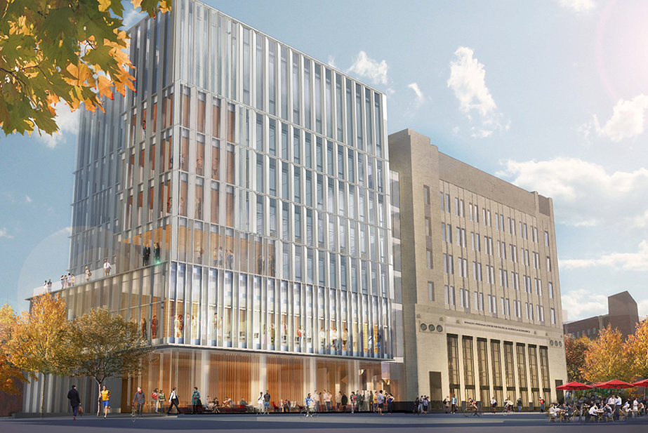 Upenn The Ronald O Perelman Center For Political Science And