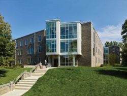 Bryn Mawr College Haffner Hall Addition and Renovations