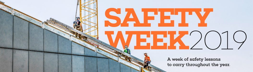 Safety Week 2019