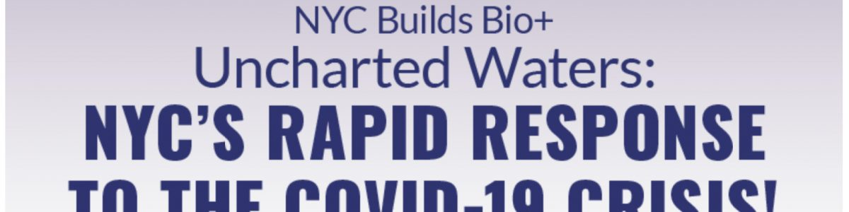 Hunter Roberts at Uncharted Waters: NYC's Rapid Response to the COVID-19 Crisis!